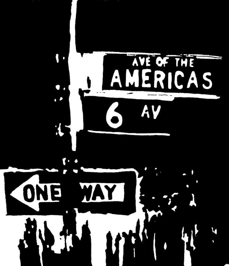 Streets NY Acrylic canvas 16x20 - art-brasseur | ello