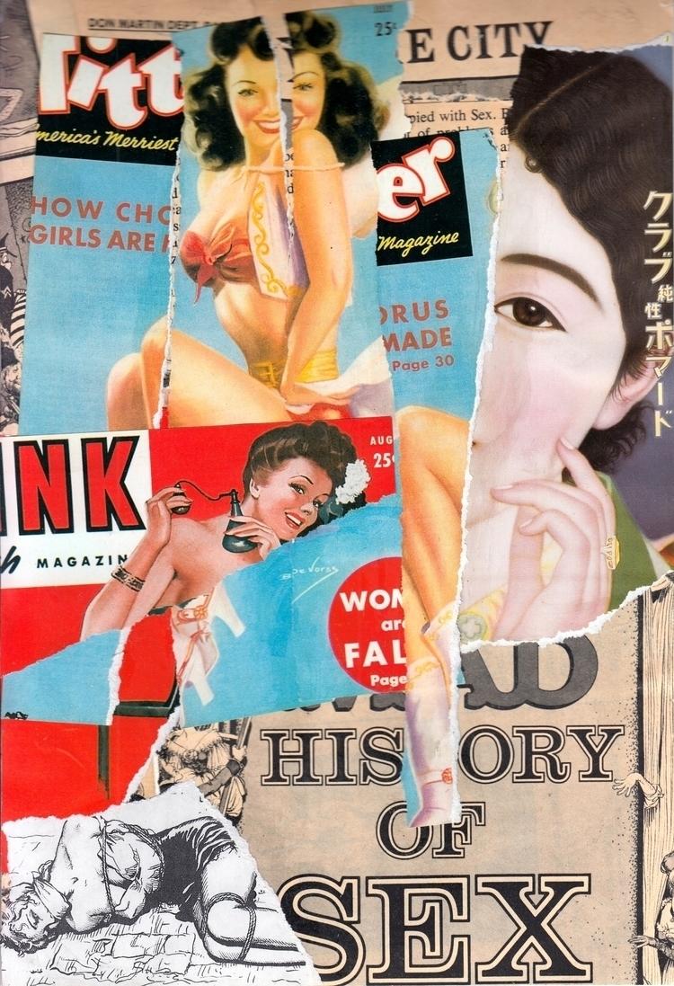 History Sex - Mad Sexy Emmanuel - art-brasseur | ello
