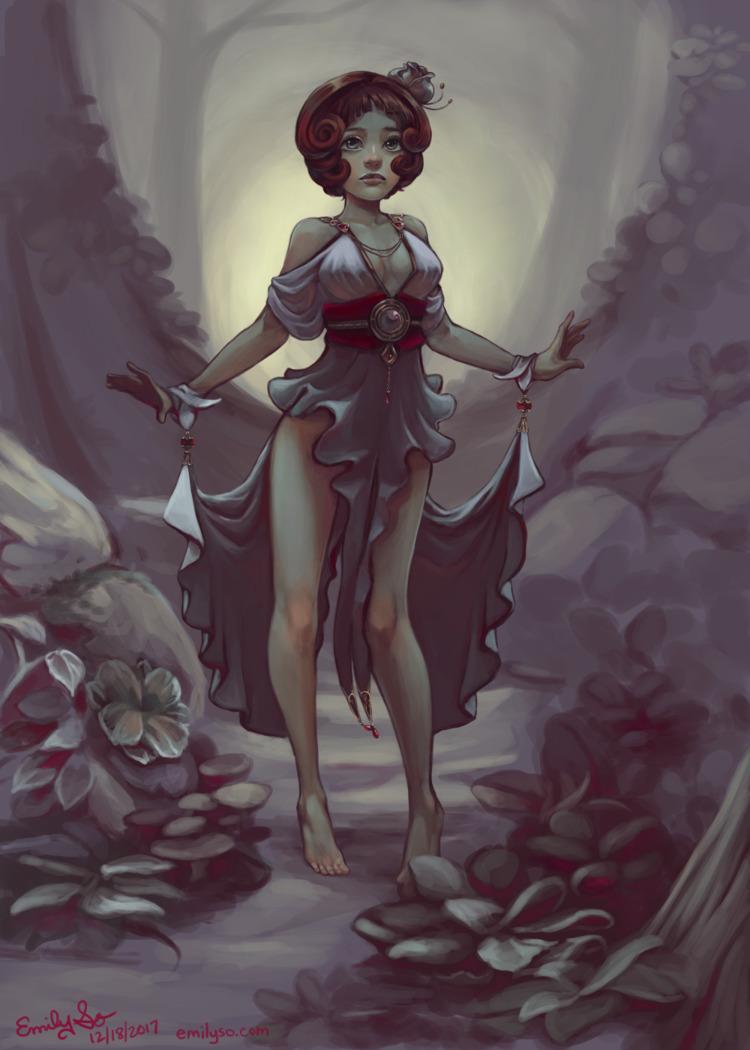 Character Concept art - concept - emilyso321 | ello