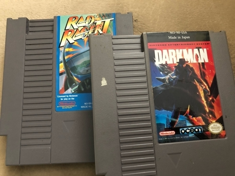 Gaming today - nes, Nintendo, darkman - leather666 | ello