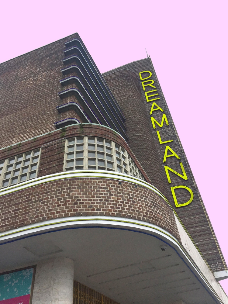 Dreamland, Margate, bemusementpark - lottienorton | ello
