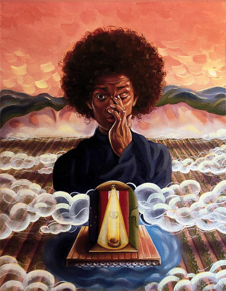 Victoria, 2016 Oil canvas 35 45 - mayaranardo | ello