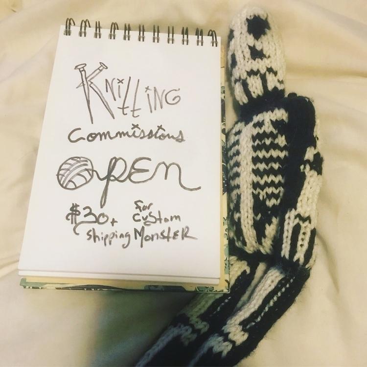 opening knitting commissions cu - hobartpeligro | ello