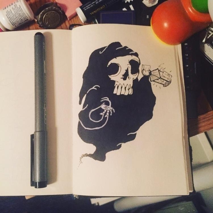 hashtags  - art, sketch, sketchbook - captaindynamite | ello
