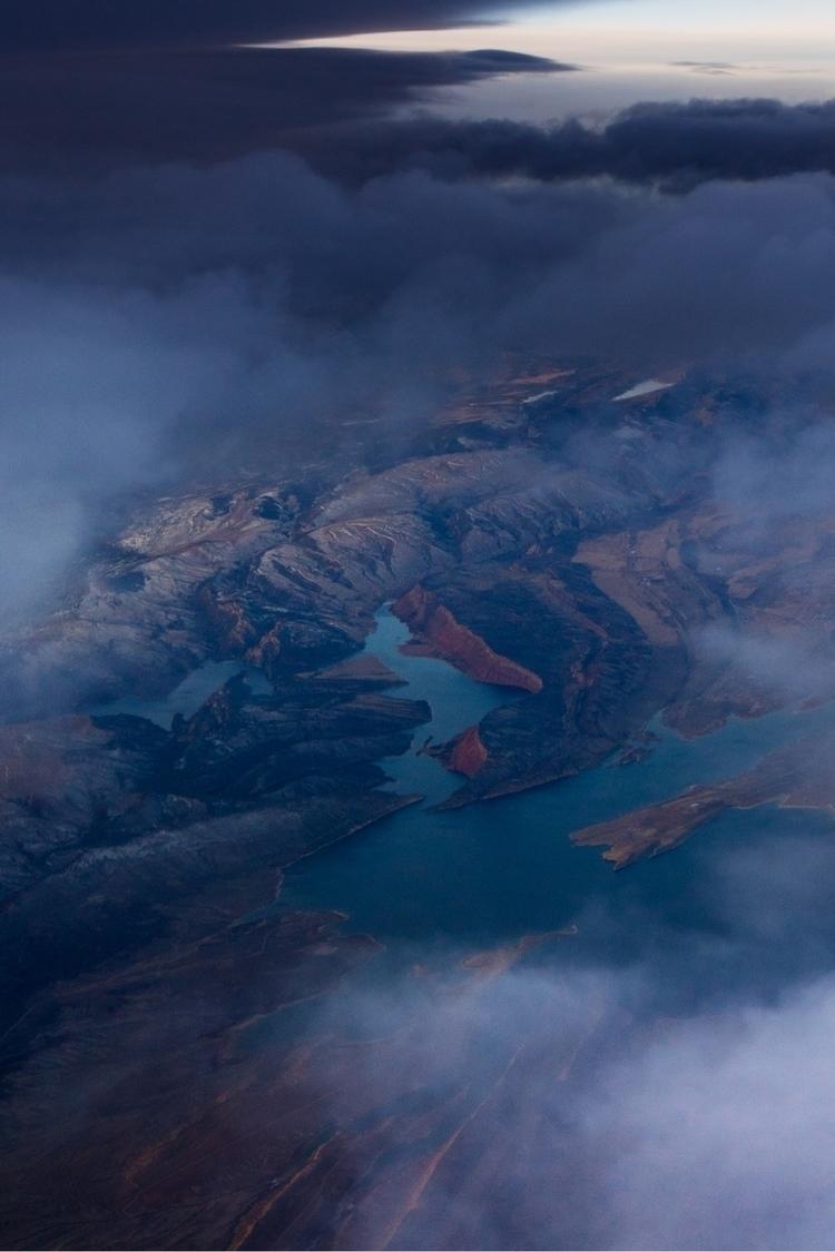 Dark stormy - airial, landscape - mikeandy | ello