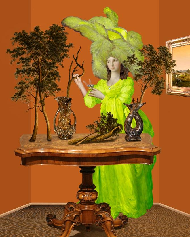 Amazing art work artist Joan Ro - nettculture | ello