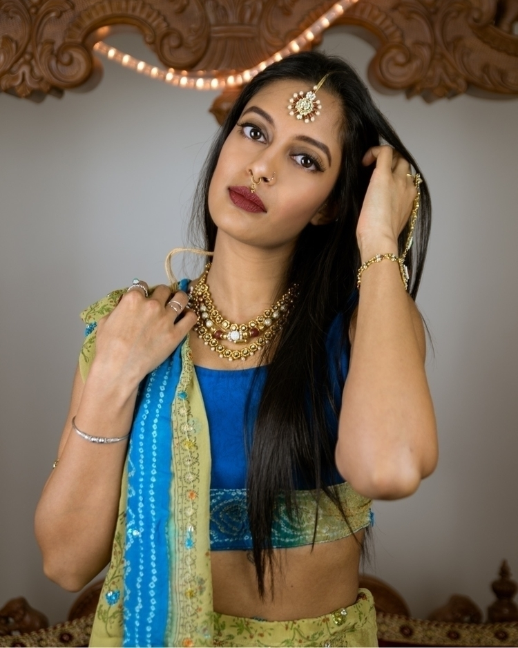 Beautiful Indian dress shoot be - kudzai | ello