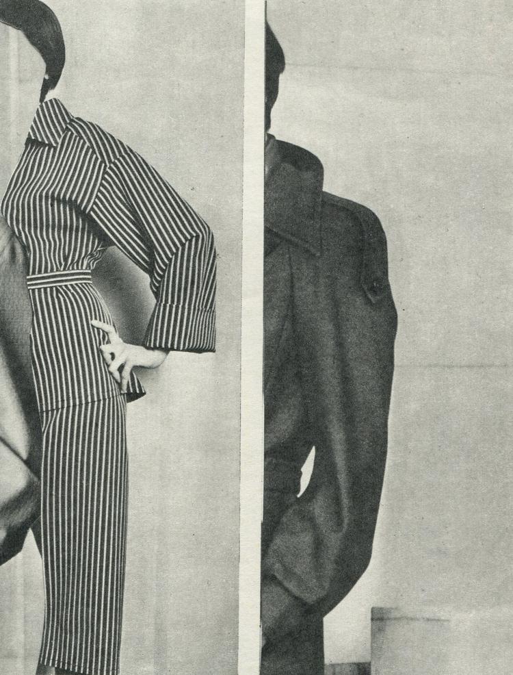 'Double +' Paper collage'Double - vesnavrdoljak | ello