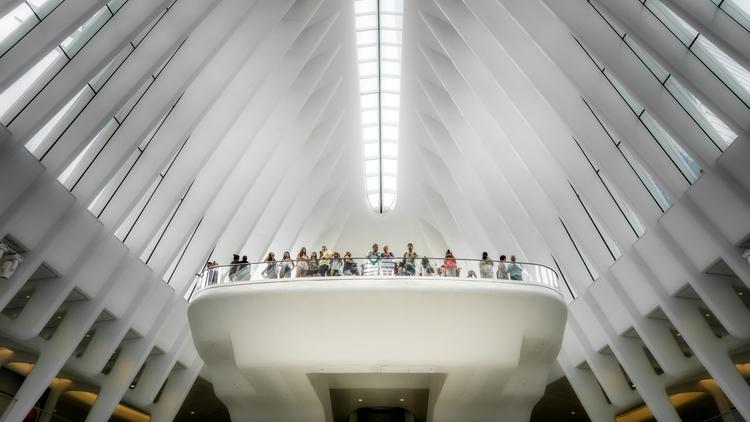 mall - oculus, nyc, architecture - rickschwartz | ello
