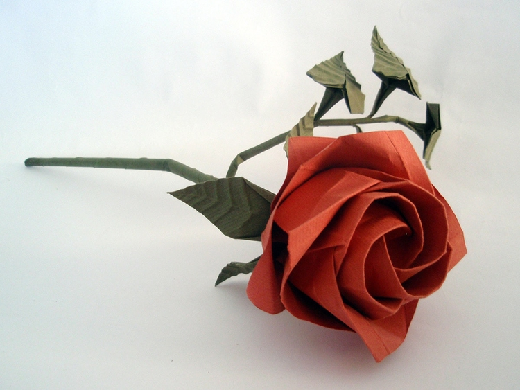Show Love Paper Folding Beautif - origamidotme | ello