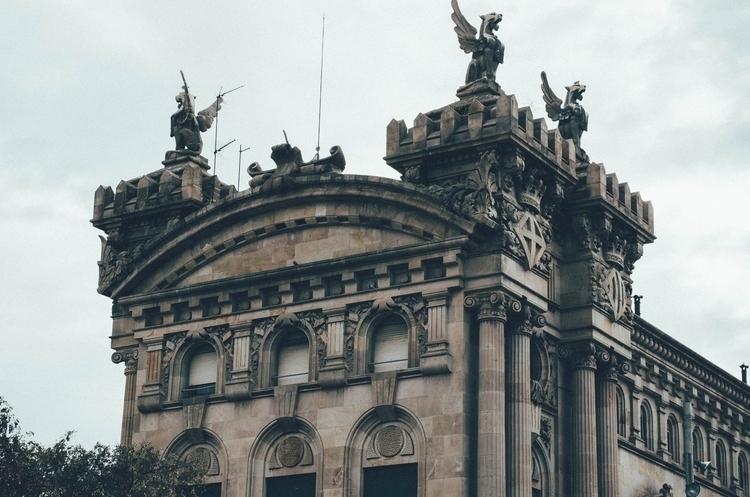 Barcelona , Spain - photo, photos - salaveraphoto | ello