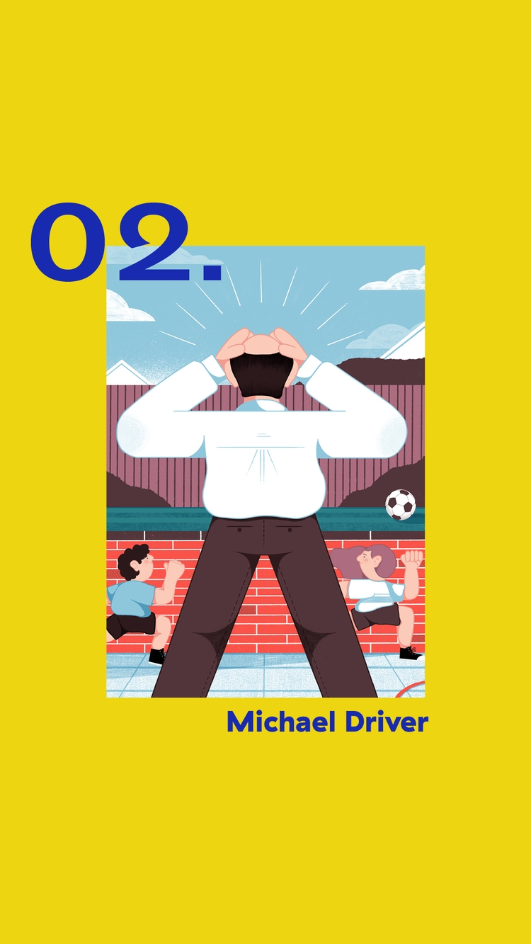 nice interview swing page check - mikedriver | ello