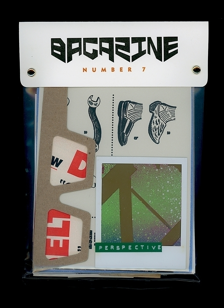 BAGAZINE 7. inspired features s - xraybookco | ello