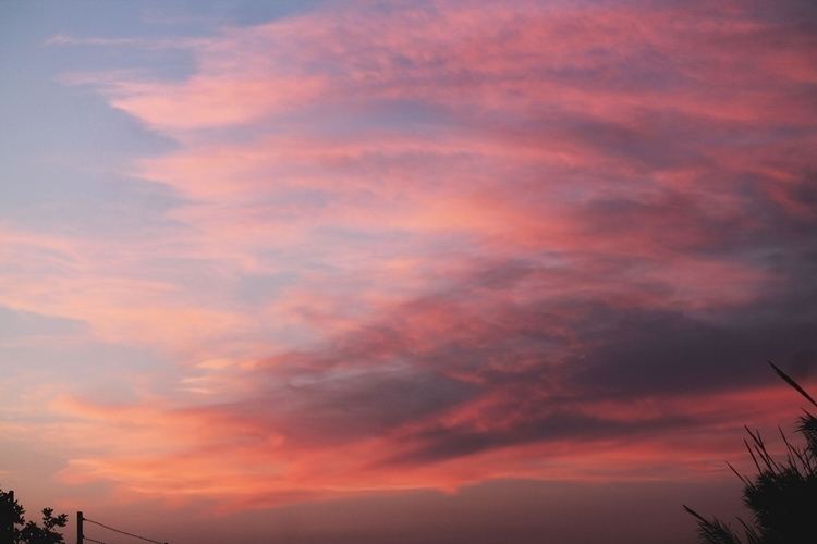 Pinky - photography, nature, sky - albxc | ello