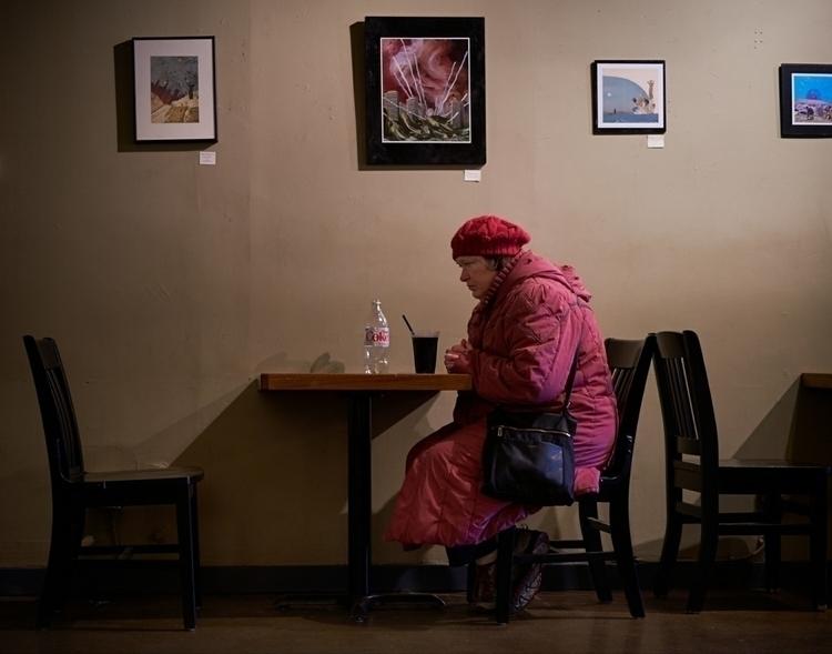 Loneliness - matthewrstuber | ello