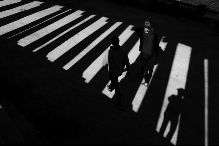 Piano keys - streetphoto, streetphotography - thealexangelov | ello
