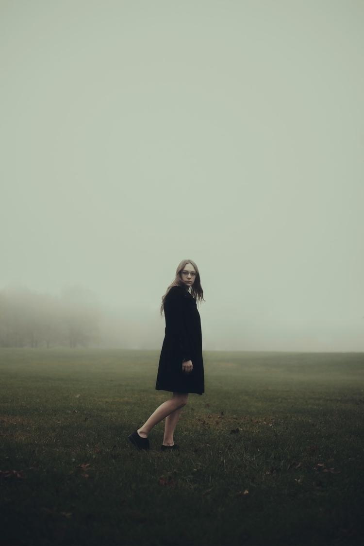 Unknown - fog, portrait - nickraz00 | ello