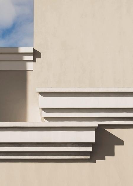 Inn - graphic, minimal, photography - francois_aubret   ello