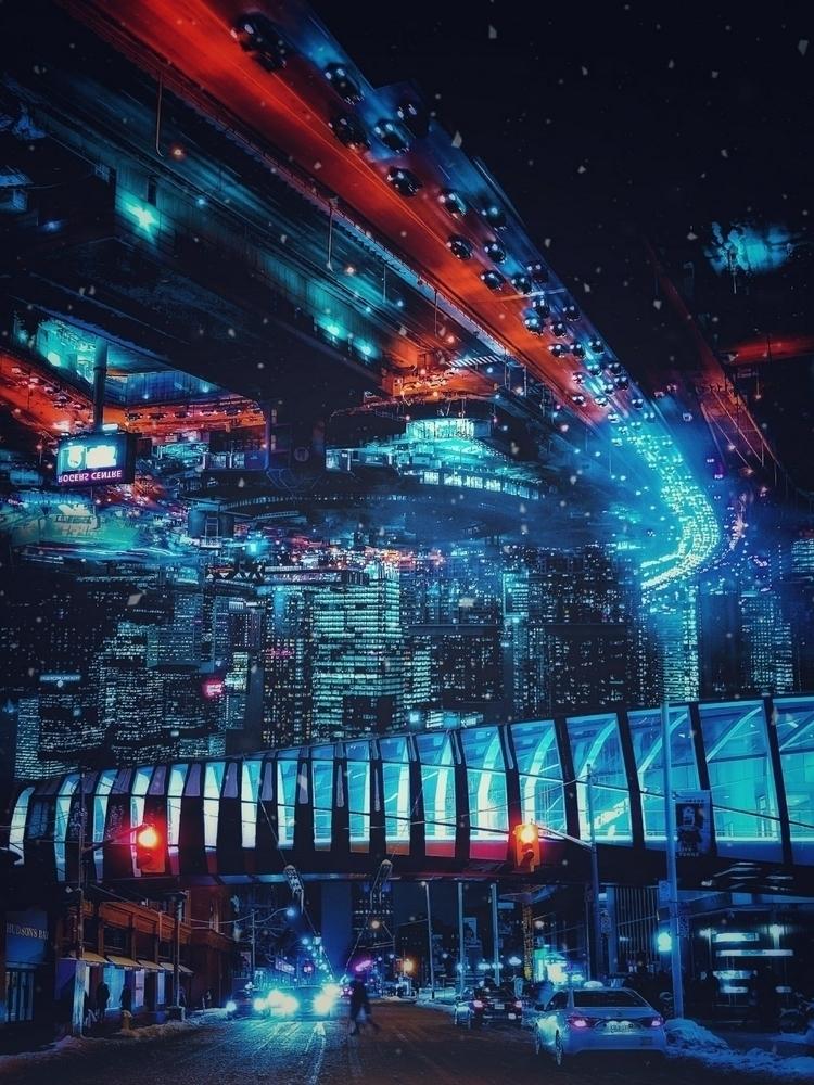 concept put Bladerunner mind. v - dewucme | ello