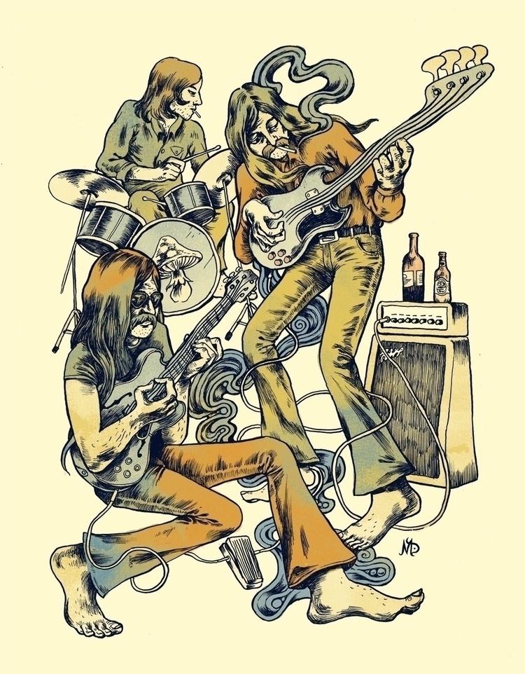 Long time Ello.. illustration i - maartend | ello