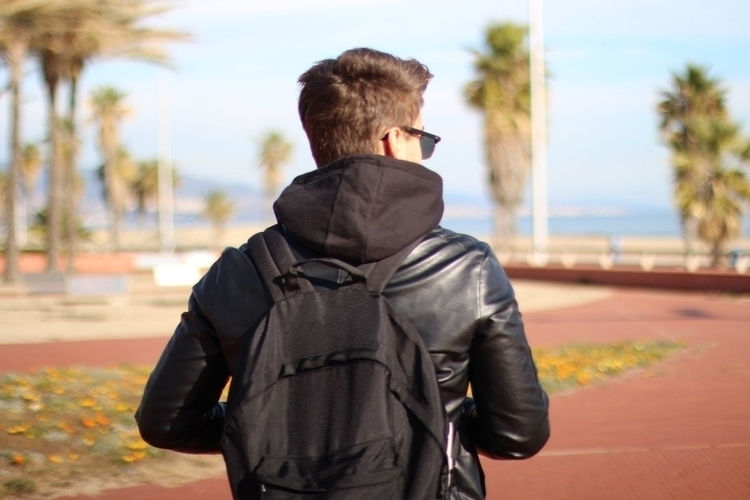 beach views - palms, bag, munich - rogerparra12 | ello