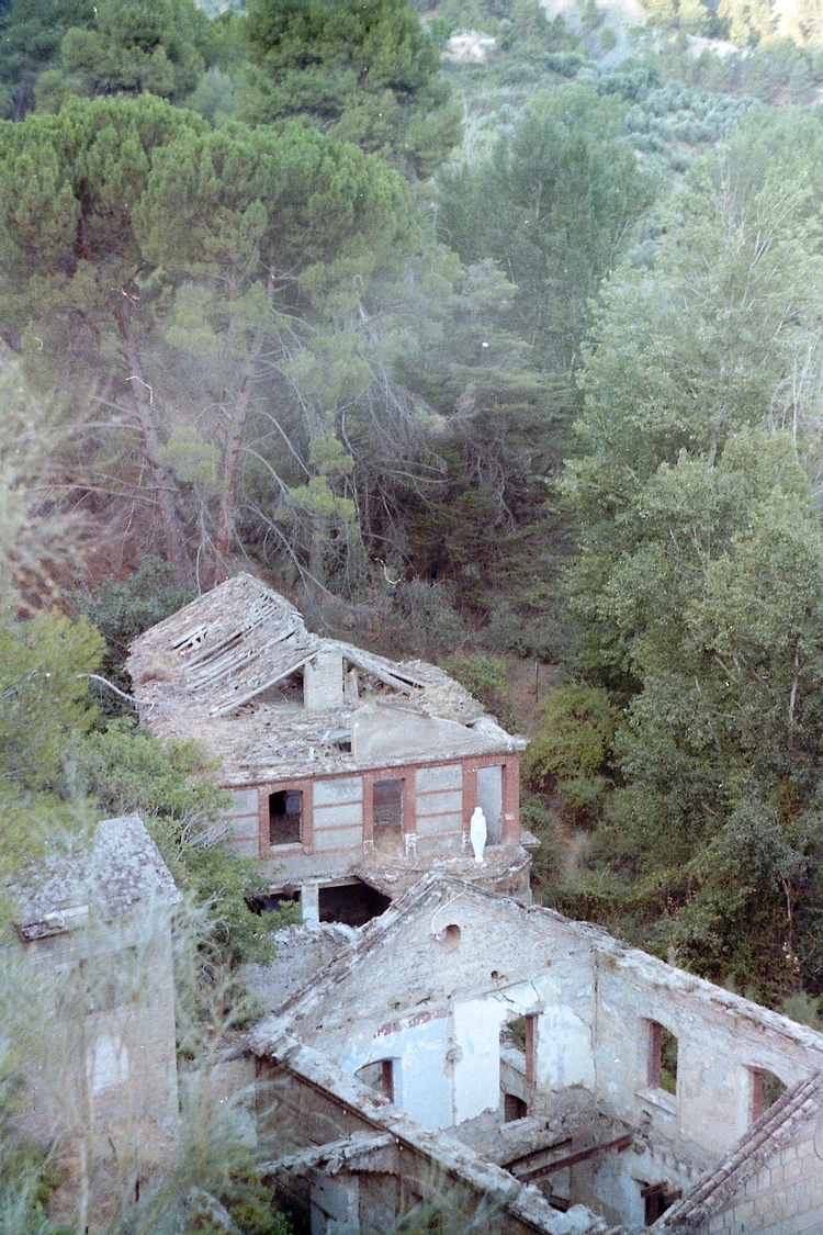 EVA - Ruinas - angelbonilla | ello