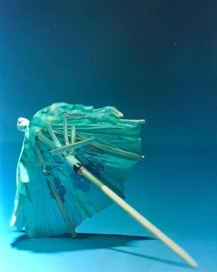 5 umbrellas - stilllife, macrominimalism - dillross | ello