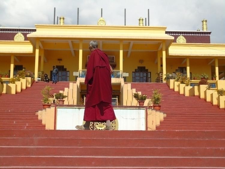 monk monastic living Gyuto Tant - satya_dev | ello