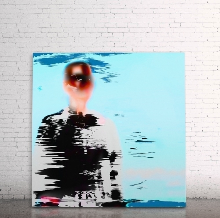 JIL, procedural digital artwork - gregsted | ello
