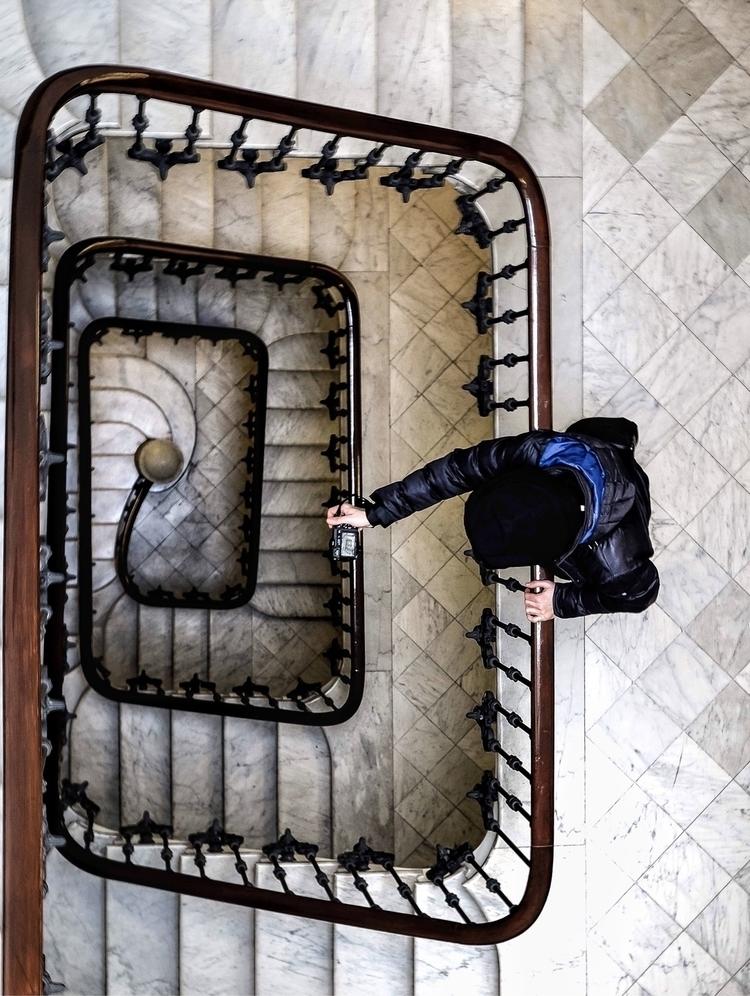 Stairs - barcelona, bcn, ello, ellophotography - eduluke75 | ello