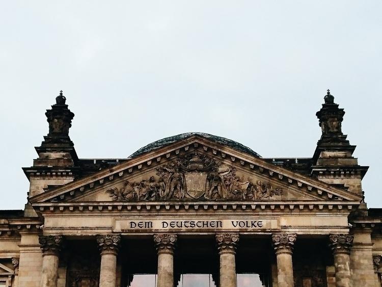 berlin, architecture - themoonlitroad | ello