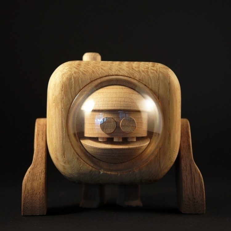 Oakie Handmade wooden toy - louloutummie | ello