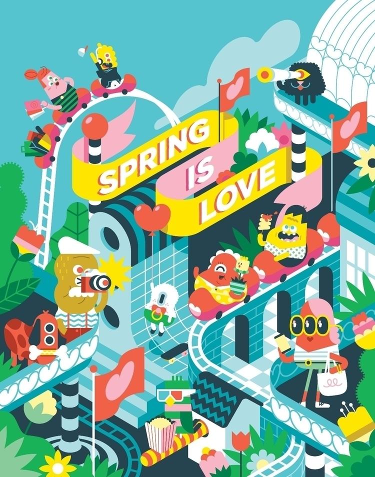wait spring guys - louloutummie | ello