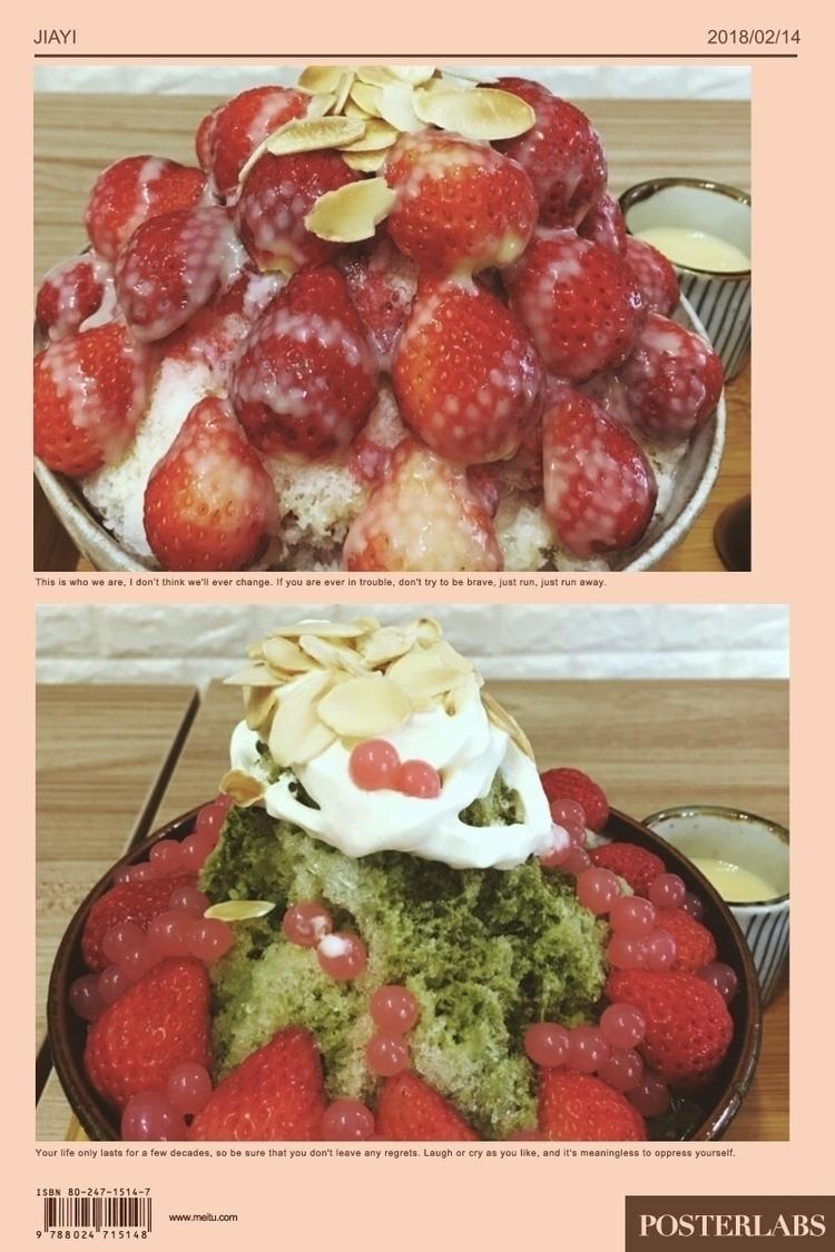 今天的天氣最適合大口吃草莓囉 - danny6301   ello