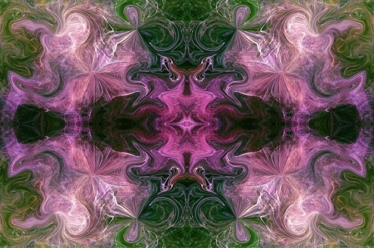 lsd, psychedelic, psychedelicart - bryanchapman | ello