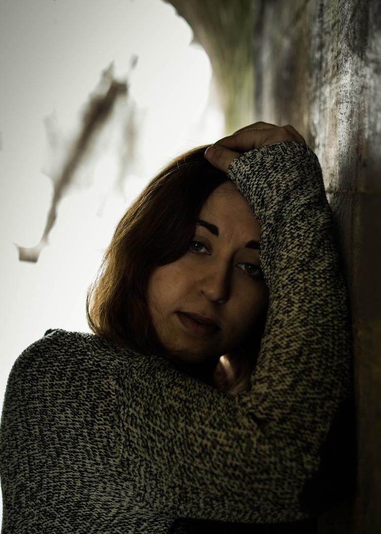 portrait, portraitphotography - greysonrose | ello