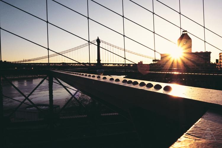 Good Morning Brooklyn - travelling - thedecentexposure | ello