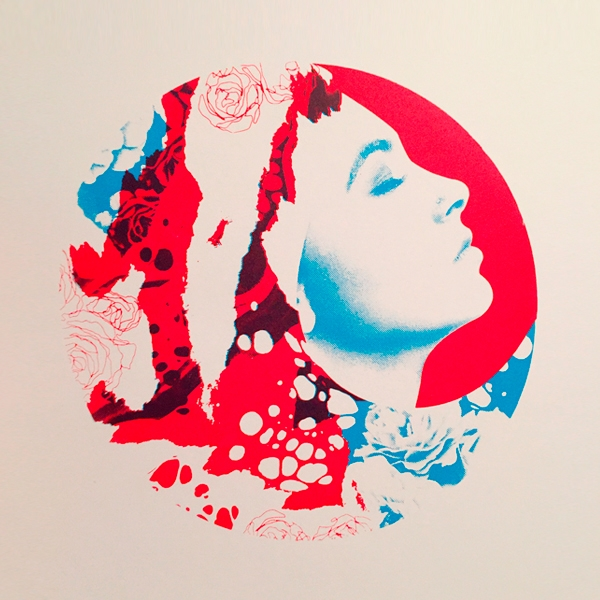 Woman - screenprint, woman, ello - johnmata | ello