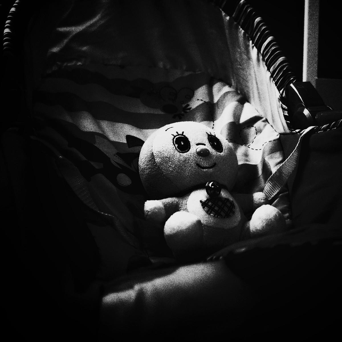 childhood dream - blackandwhite - fadi_h | ello