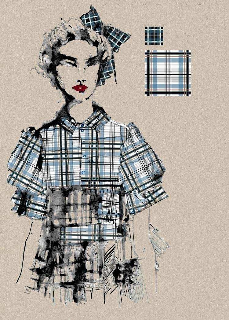 - part . 1 - Fashion, illustration - lisa-asil | ello