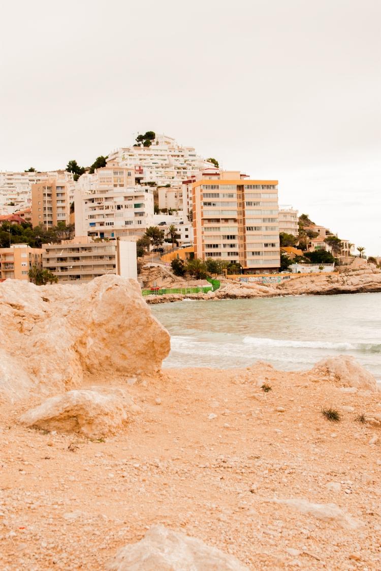 Benidorm - playa, beach, benidorm - marzoyagosto | ello