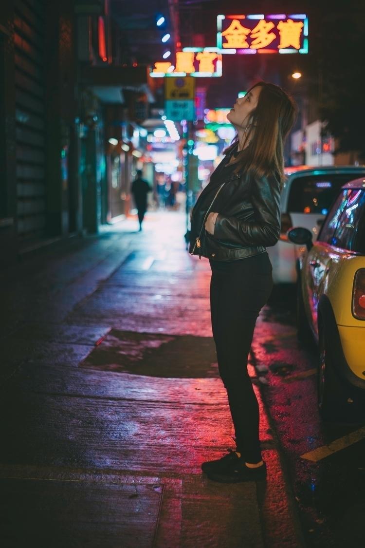 Hong Kong Mong Kok night portra - rmd_m | ello