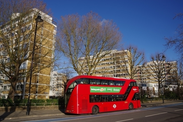 London Routemaster Bus, Grosven - jasmac | ello