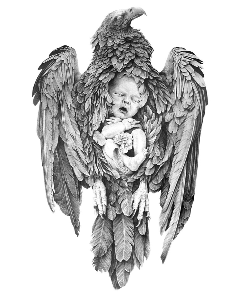 'Born Dead' Garis Edelweiss - garisedelweiss - wowxwow | ello