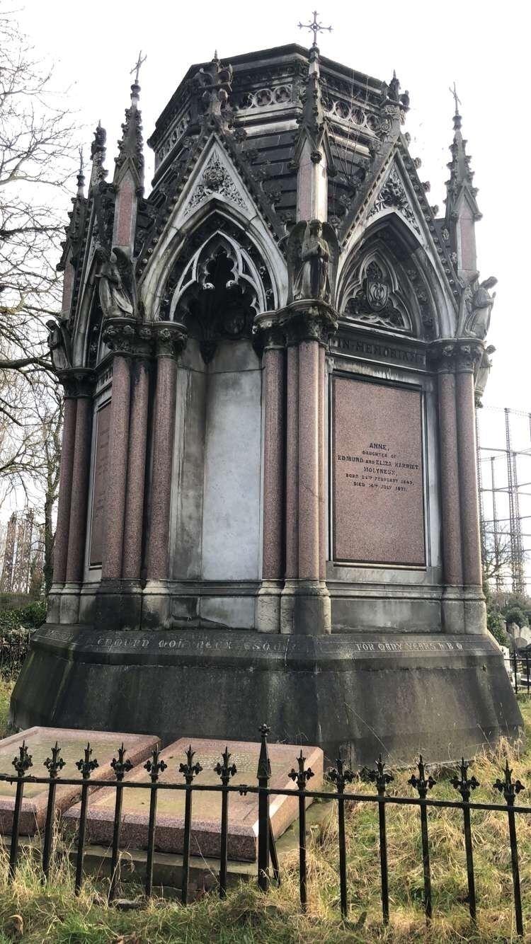 Kensal Green cemetery - bethanyrachel | ello