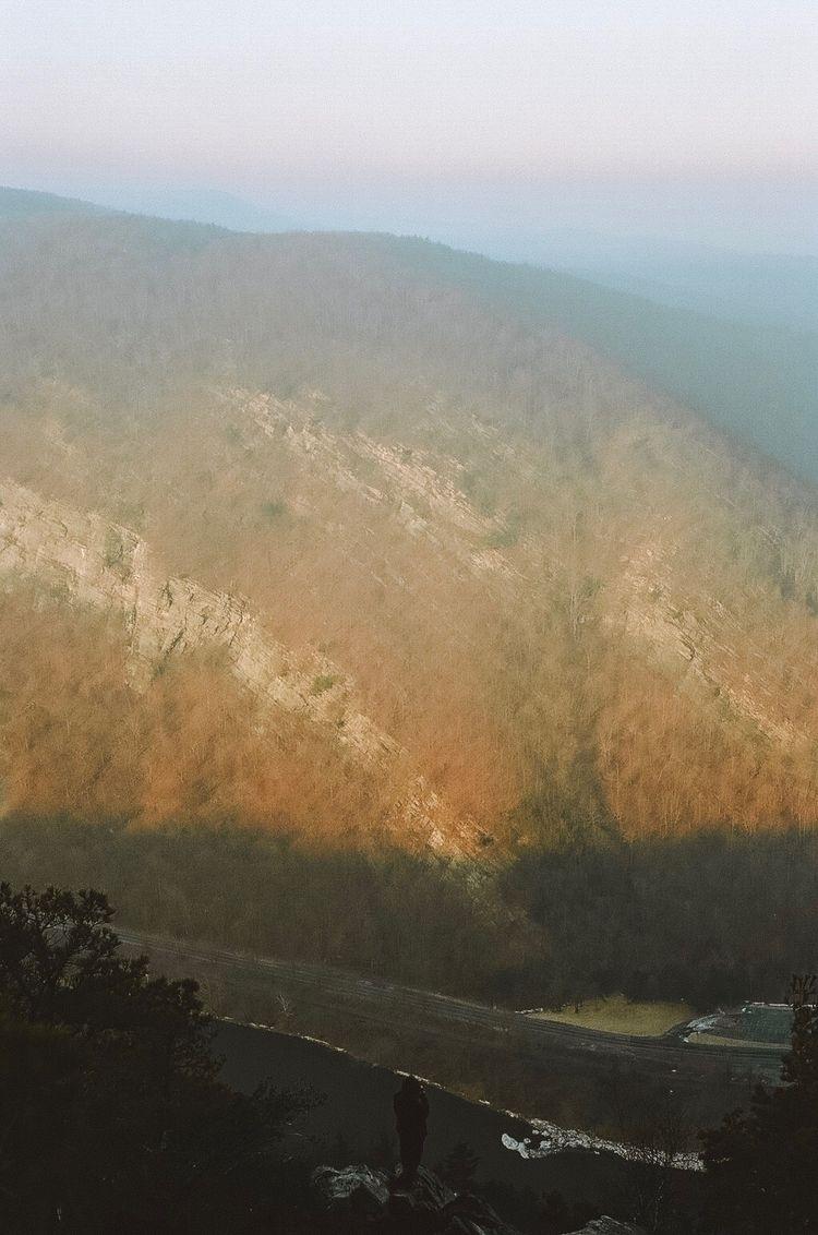 Cliff views - 35mm, analogphotography - jeffmakuta   ello