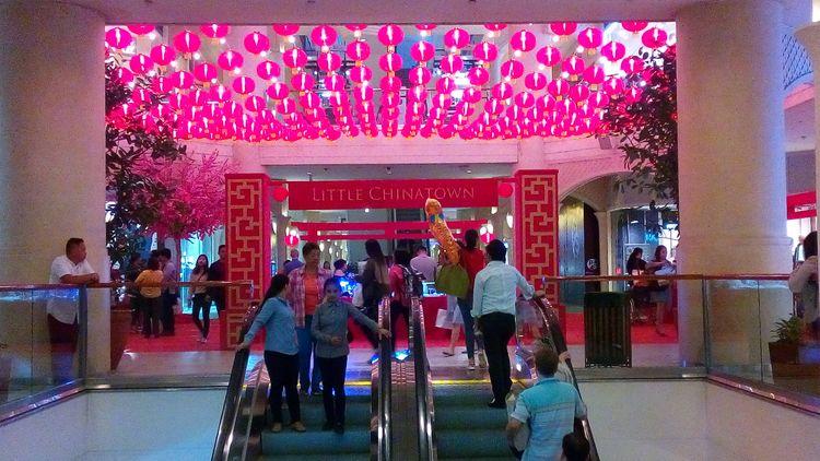 Chinatown Power Plant Mall, Roc - crossfeed | ello
