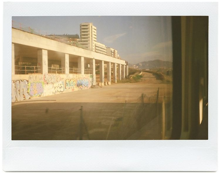 Barcelona graffiti spots - filmphotography - sushiagainstrobots | ello