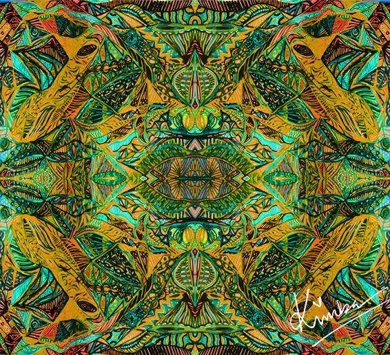 kimbaart, abstract, mixmedia -  - kimbahanghal | ello