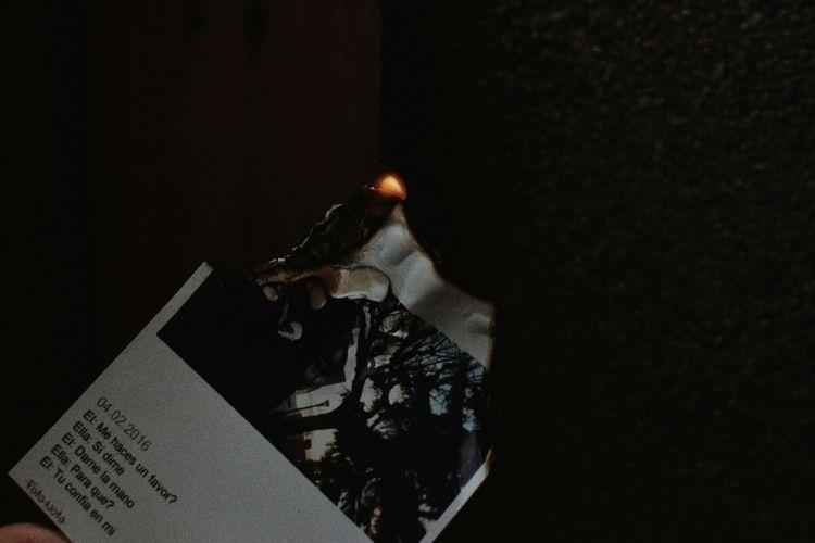 Burning memories - clara_photos | ello